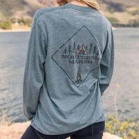 Long Sleeve Seawash™ Tent Tee by Southern Marsh