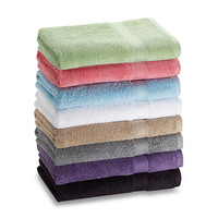 Lasting Color Cotton Bath Towels by WestPoint Home™