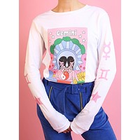 Gemini Wonderland Long Sleeve Tee
