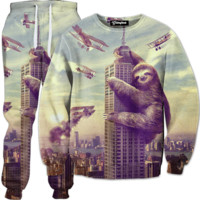 Empire Sloth Tracksuit