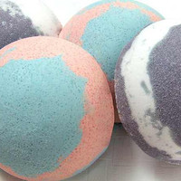 Personalized Organic Bath Bomb