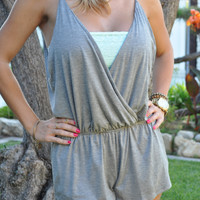 Beach Day Romper - FINAL SALE