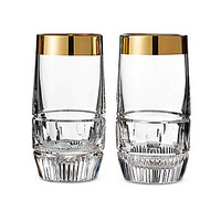 Waterford Crystal Mixology Mad Men Collection, Olson Hiball Pair With