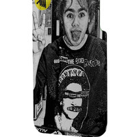 Best 3D Full Wrap Phone Case - Hard (PC) Cover with Michael Clifford 5SOS Design