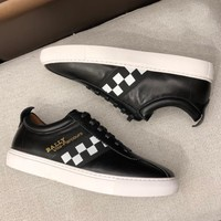 BALLY 2019 new high quality men's casual wild sports shoes black