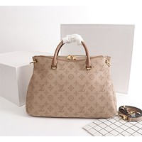 new lv louis vuitton womens leather shoulder bag lv tote lv handbag lv shopping bag lv messenger bags 253