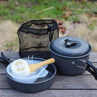 Backpacking Cooking Picnic Bowl Pot Special Outdoor Camping Hiking Cookware