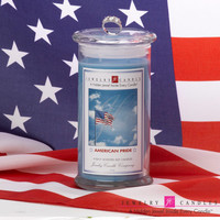 American Pride Jewelry Candle