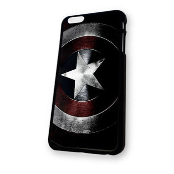 Captain America The Avenger Shield iPhone 6 case