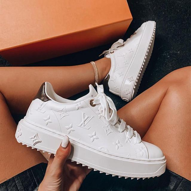 Image of 【Louis Vuitton】LV Fashion casual shoes