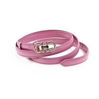 Tagre™ Salvatore Ferragamo Womens Belt 23B325 0632644
