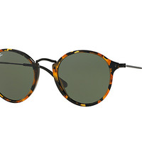 Look who's looking at this new Ray-Ban Round Fleck
