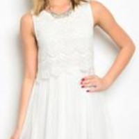 white lace western tulle cowgirl dress   Elusive Cowgirl