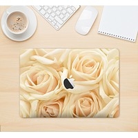 """The Subtle Roses Skin Kit for the 12"""" Apple MacBook"""