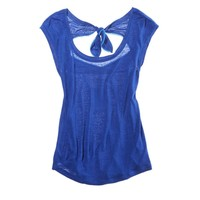 Aerie Tie-Back Top | Aerie for American Eagle