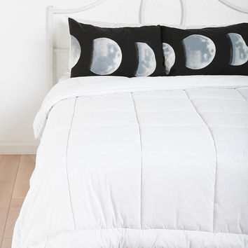 Urban Outfitters - Moon Phase Pillowcase - Set Of 2