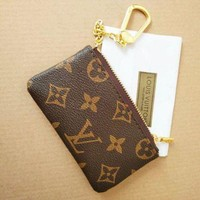 DCCKI2G LV Louis Vuitton Key Pouch Key Cover