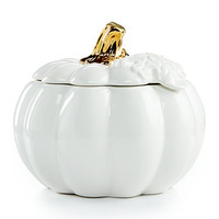 Martha Stewart Collection 2-Pc. Harvest Pumpkin Covered Soup Bowl, Created for Macy's   macys.com