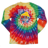Tie-Dye L/S : The Salty Dog T-Shirt Factory