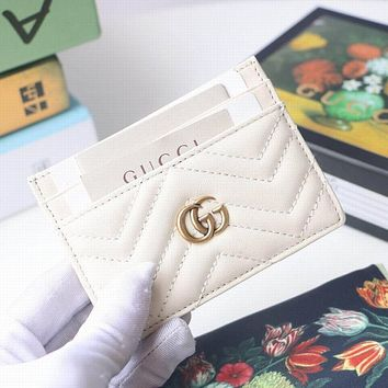 Gucci Women and Gucci Men's wallet Purse Moneybag Bumbag
