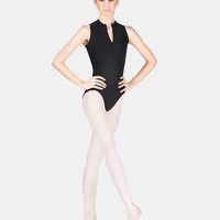 Free Shipping - Mesh Back Tank Leotard by NATALIE