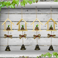 Resin Wind Bell Innovative Gifts Home Decor [6281770822]