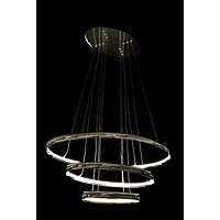 """28"""" Oval LED Lamp - Lumiere Collection"""
