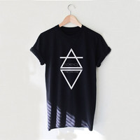 Florence and The Machine Logo Tour Music Tee Unisex T Shirt