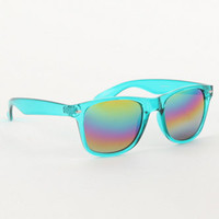 With Love From CA Mirror Lens Revo Sunglasses at PacSun.com