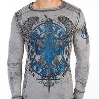 Affliction New Soul Reversible Thermal Shirt