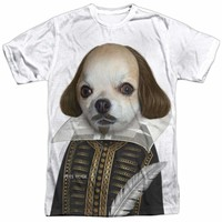 Adult Pets Rock/Shakespeare T Shirt