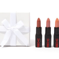 Holiday Lipstick Kit- Nudes