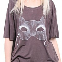Oversize 'Himcat' Top - TOPS - WOMEN Online store> Shop the collection
