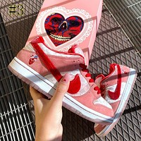 Nike Sb Dunk Low-Top new men's and women's skateboard shoes