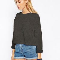 ASOS The Ultimate Sweatshirt With Pocket