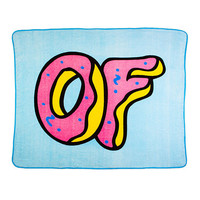 Odd Future Official Store   OF DONUT BLANKET