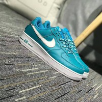 Nike Air Force 1 Low NBA Pack Unisex Sport Casual Letter Shoelace Plate Shoes Couple Fashion Sneakers
