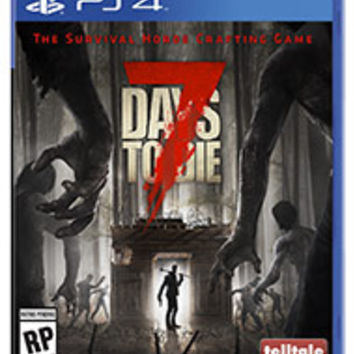 7 Days to Die for PlayStation 4   GameStop