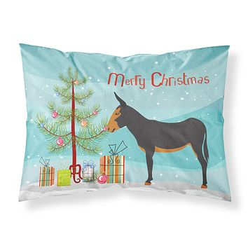 Catalan Donkey Christmas Fabric Standard Pillowcase BB9222PILLOWCASE
