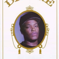 Dr Dre The Chronic Poster 24x36