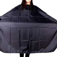 Hot hothot Cutting Hair Waterproof Cloth Salon Barber Gown Cape Hairdressing Hairdresser Apron nv8