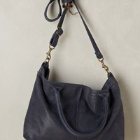 Slouchy Commuter Tote by Ceri Hoover Navy One Size Bags