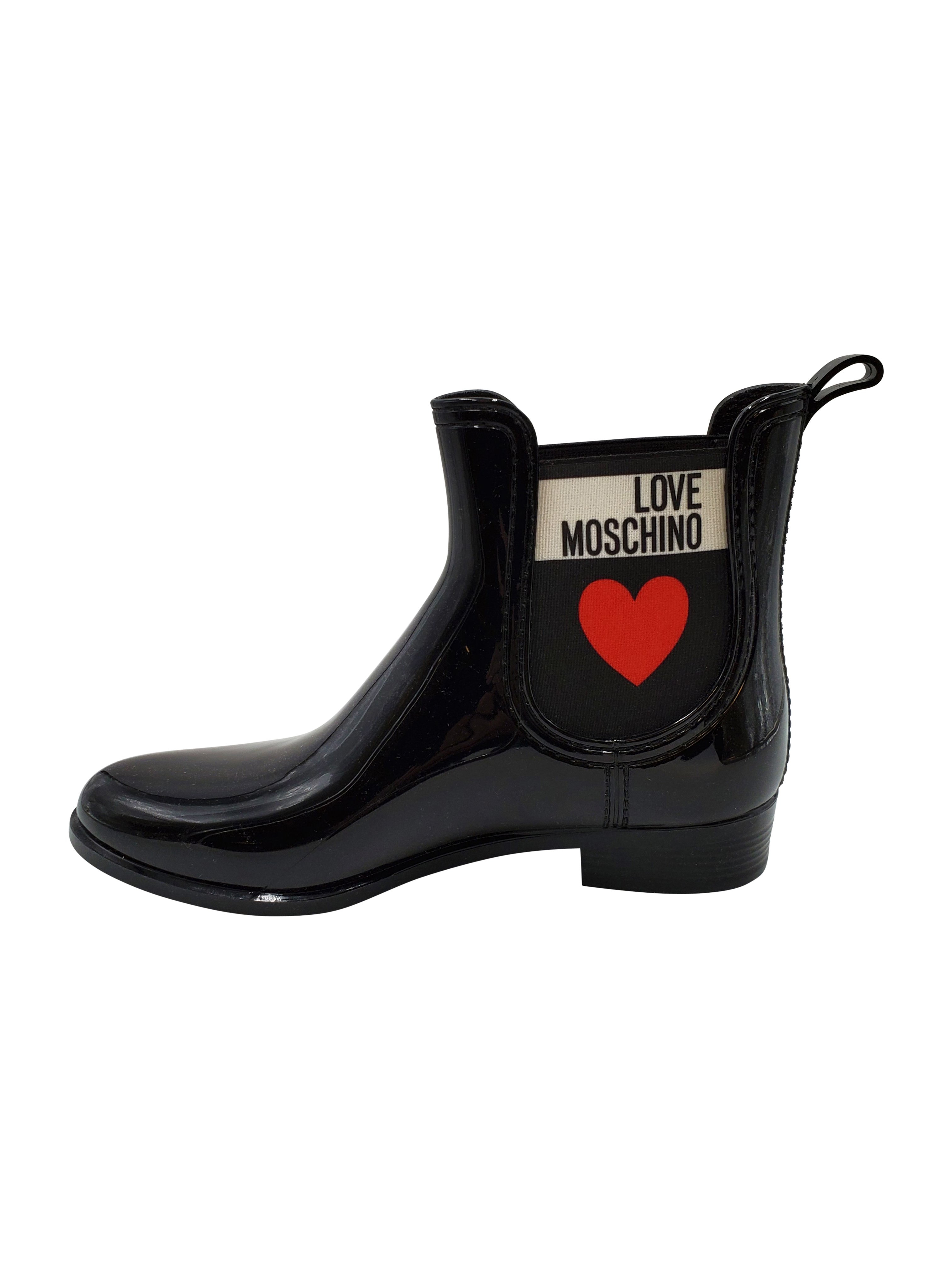 Image of LOVE MOSCHINO Women Angle Boots