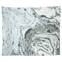 Marbled Mint Tapestry