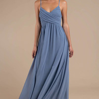All About Tonight Maxi Dress
