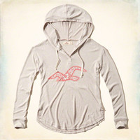 Yoga Graphic Snit Hoodie