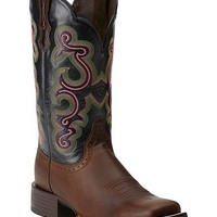 Ariat Quickdraw Cowgirl Boots - Square Toe - Sheplers