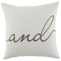 And Pillow