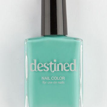 Destined Nail Color Save Our Beach One Size For Women 27396752401