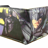 "DC Comics ""BATMAN"" Wallet w/ Snap Closure"
